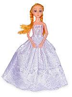Кукла R0237 в белом платье