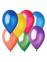 Набор воздушных шаров PM 032-ZB Metallic 35см. (3,2g) цвет в асс. 12шт
