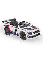 Машина BMW 6666AR бел. на р/у