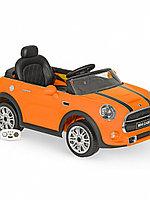 Машина 656R Mini Cabrio оранжевая на р/у