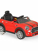 Машина 656R Mini Cabrio красная на р/у