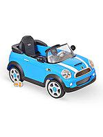 Машина W446EQ Mini Couper S синяя на р/у