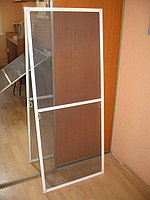 Изготовление и установка москитной сетки для металлопластиковых окон