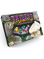 Набор для проведения раскопок Jewerly Excavation Камни JEX-01-01 Danko Toys
