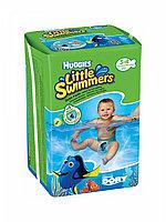 Трусики-Подгузники для плавания Huggies Little Swimmers 3-4 7-15кг 12шт