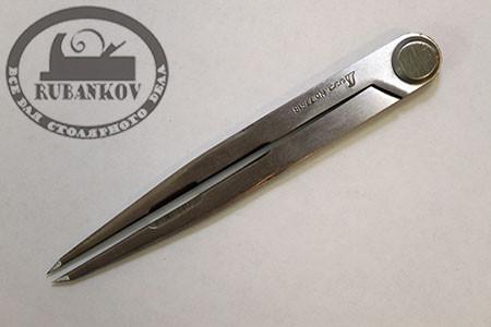 Циркуль Shinwa 150мм, нерж.сталь