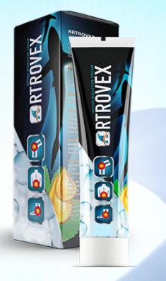 Artrovex (Артровекс) - крем для суставов
