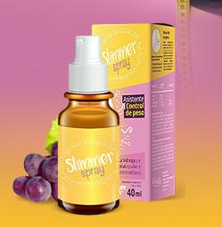 Slimmer Spray (Слиммер Спрей) - спрей для похудения