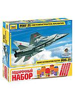 Сборная модель Самолет Миг-31 119 дет.7229П Звезда