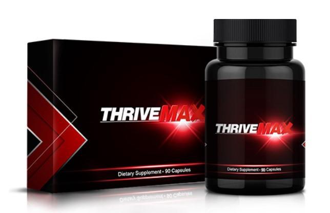 ThriveMax (ТрайвМакс) — капсулы для повышения потенции