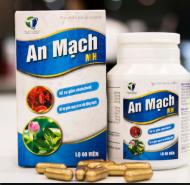 An Mach (Эн Мач) - капсулы от вредного холестерина в крови
