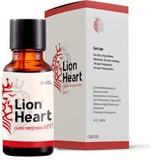 Lion Heart – средство от гипертонии