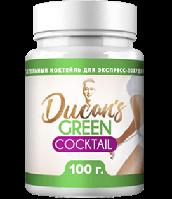 Зелёный коктейль Дюкана напиток для похудения