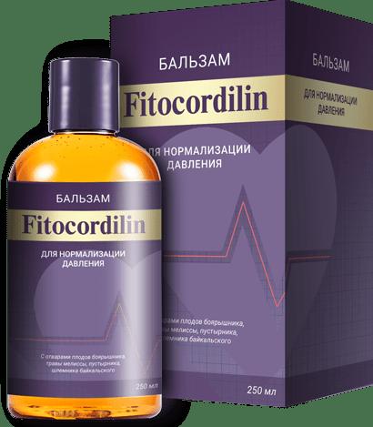 Fitocordilin (Фитокордилин) - сироп от гипертонии