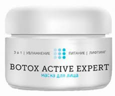 Botox Active Expert (ботокс актив эксперт) – крем-маска от морщин