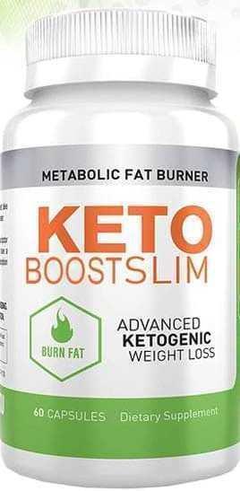 Ketoboost Slim (Кетобуст Слим) — капсулы для похудения