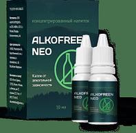 Alkofreen Neo (Алкофрин Нео) капли от алкогольной зависимости