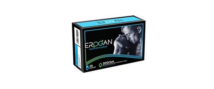 Erogan (ероган) – капли для потенции