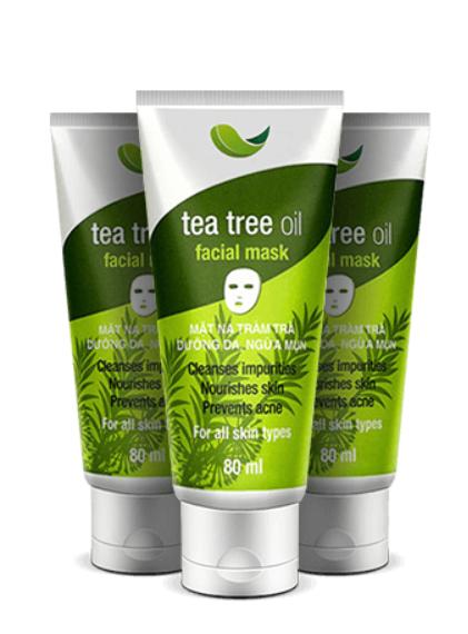 Tea Tree oil (Ти Три Оил) - крем для омоложения лица