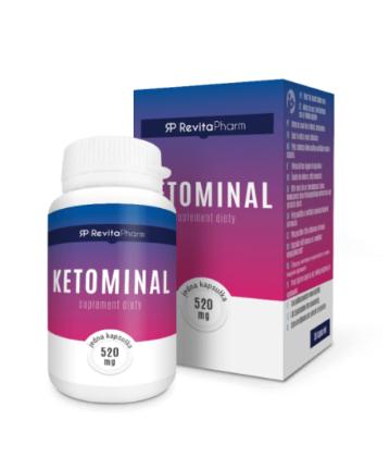 Ketominal Slim (Кетоминал Слим) - капсулы для похудения