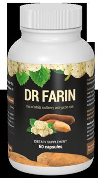 Dr. Farin (Др. Фарин) - капсулы для похудения