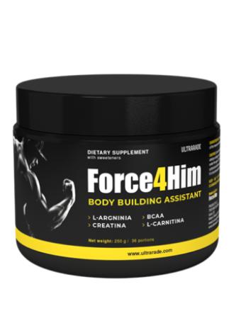 Ultrarade Force4Him (Ультрарад ФорсФорХим) - капсулы для роста мышц