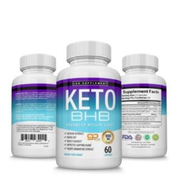 Keto BHB (Кето БиЭйчБи) - капсулы для похудения