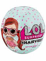 Кукла-сюрприз с прядями для причёсок 564744 L.O.L. Surprise