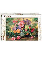 Пазл 1500 эл. Цветы в вазе 83019 STEPpuzzle