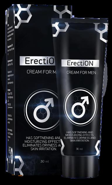 ErectiOn (ЭрекциОн) – крем для потенции