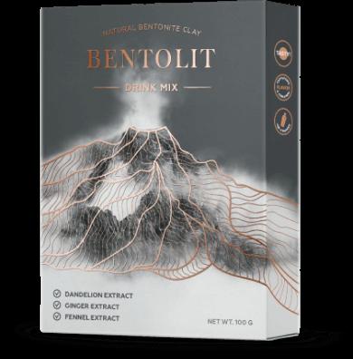 Bentolit (Бентолит) - капсулы для похудения и очистки организма