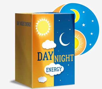 Day Night Energy (дей найт энержи) - комплекс для похудения