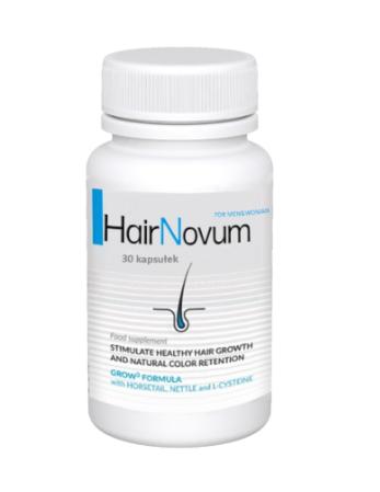 HairNovum (ХаирНовум) - капсулы для роста волос