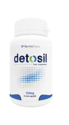 Detosil Slim (Детосил Слим) - капсулы для похудения