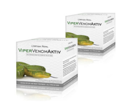 ViperVenom Aktiv (ВайперВеном Актив) - крем для здоровья и молодости кожи лица