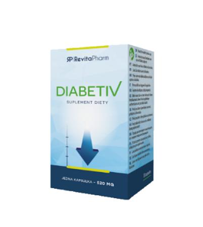 Diabetiv (Диабетив) - капсулы от диабета