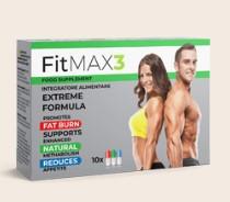 FitMAX3 (ФитМакс3) - капсулы для похудения
