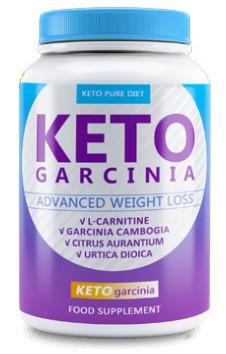 Keto Garcinia (Кето Гарциния) - капсулы для похудения