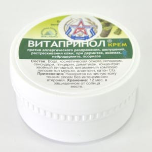 Витапринол – крем от псориаза