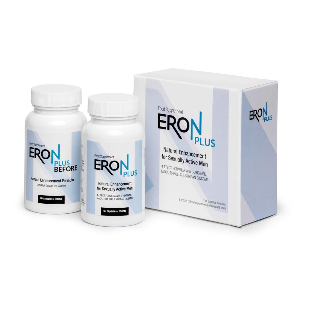 Eron Plus (Эрон Плас) - капсулы для потенции