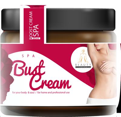 Bust Cream Spa (Бюст Крем Спа) - крем для увеличения груди
