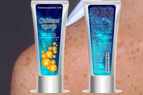 Сияние кожи -  крем для чистоты и красоты лица