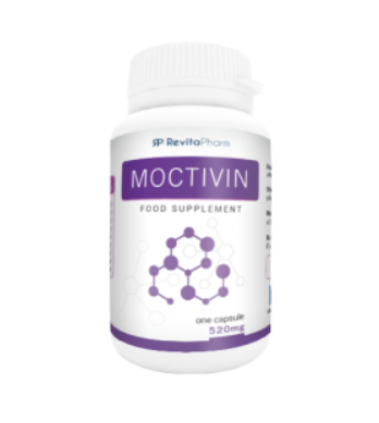 Moctivin (Моктивин) - капсулы от грибка