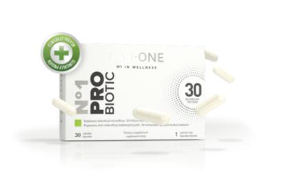 LabOne Probiotic (ЛабВан Пробиотик) - капсулы для нормализации работы желудка
