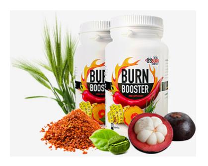 BurnBooster (БьорнБустер) - капсулы для похудения