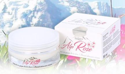 Alp Rose (Алп Роус) - крем для омоложения