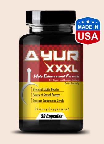 Ayurxxxl (Аюриксиксикэль) - капсулы для увеличения члена