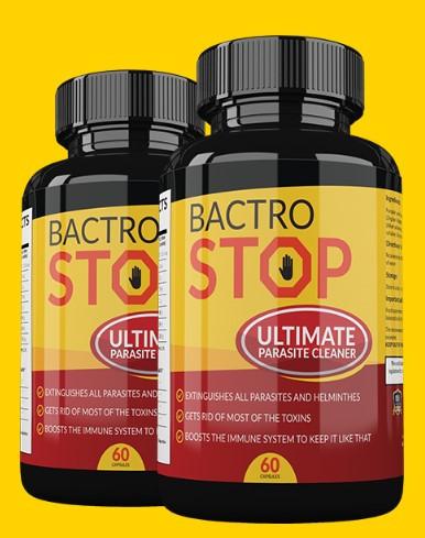 Bactrostop (Бактостоп) - капсулы от паразитов