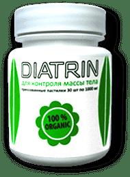 Diatrin (Диатрин) - шоколадные пастилки для похудения