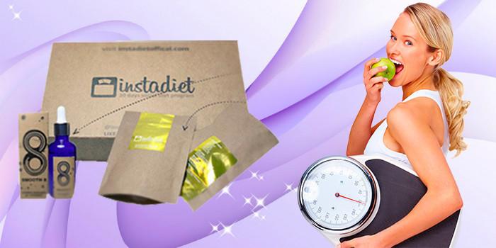 InstaDiet - комплекс для похудения